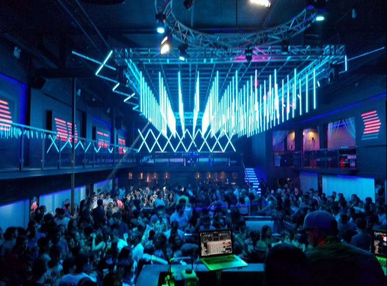 Vida Nocturna Punta Cana Donde ir Legacy Disco b2b Viajes