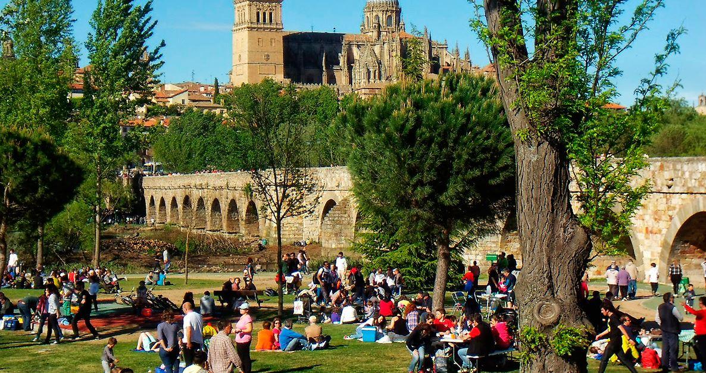 Lunes de Aguas Salamanca Río Tormes b2b Viajes