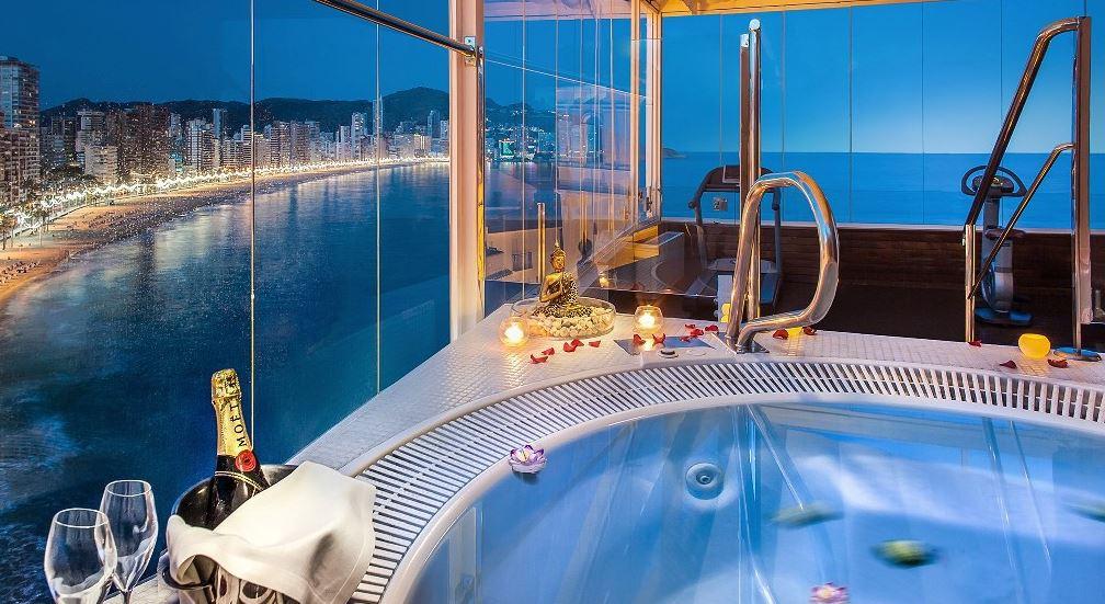 Holte Villa Venecia Benidorm Magic Hoteles Costa Blanca B2Bviajes