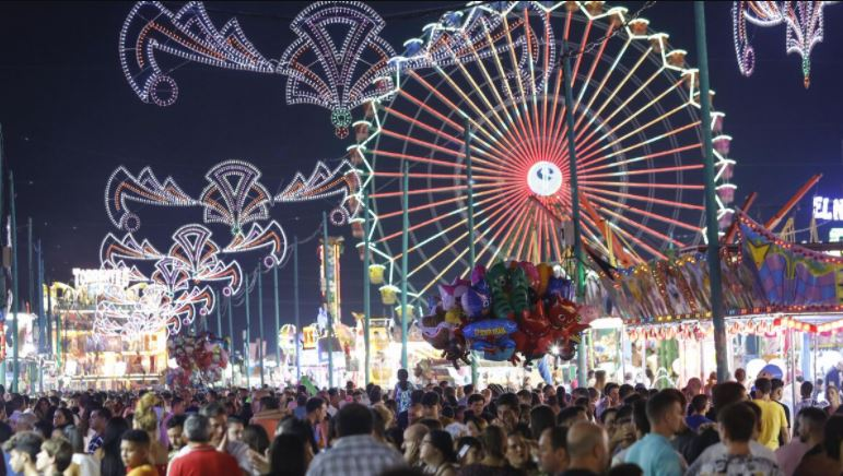 Feria de Malaga  actividades en Malaga b2b Viajes