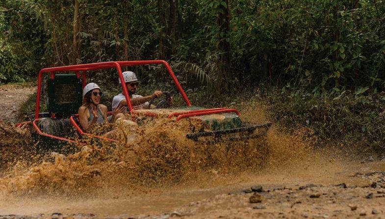 Excursiones opcionales en Punta Cana Buggies Turismo Aventura b2bviajes