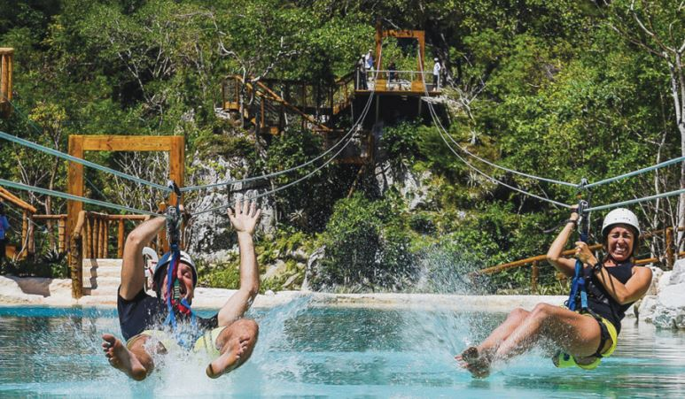 Mejores Excursiones Punta Cana Scape Park Full Day b2bviajes