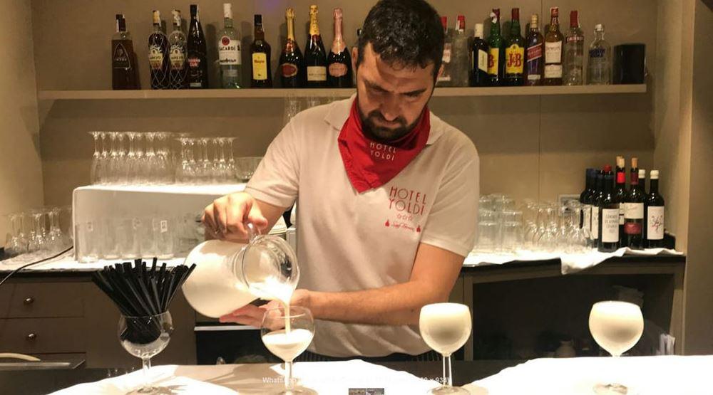 Navarra Pamplona  VInos Sorbetes y copas