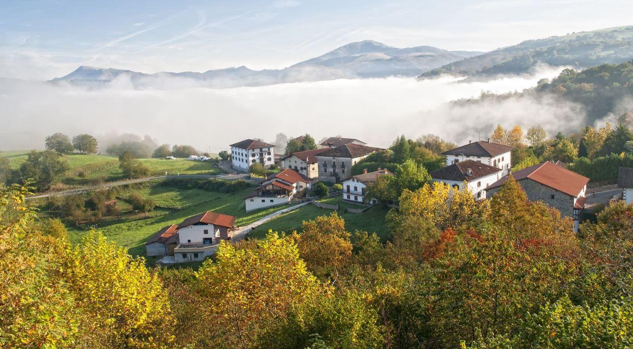 Navarra Valle del Batzan B2Bviajes
