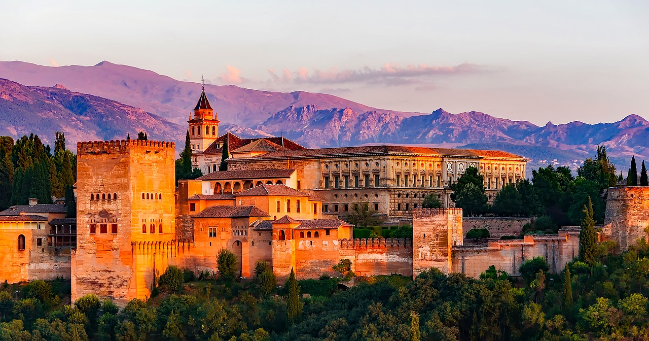 Circuito Granada, Córdoba y Sevilla Vacaciones Singles