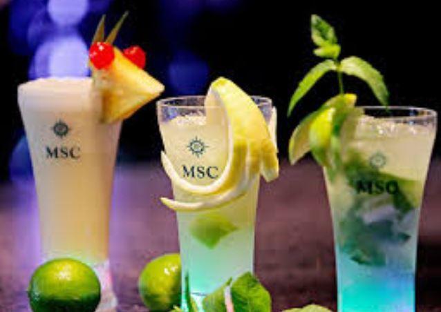 Paquete de Bebidas en oferta Cruceros B2Bviajes