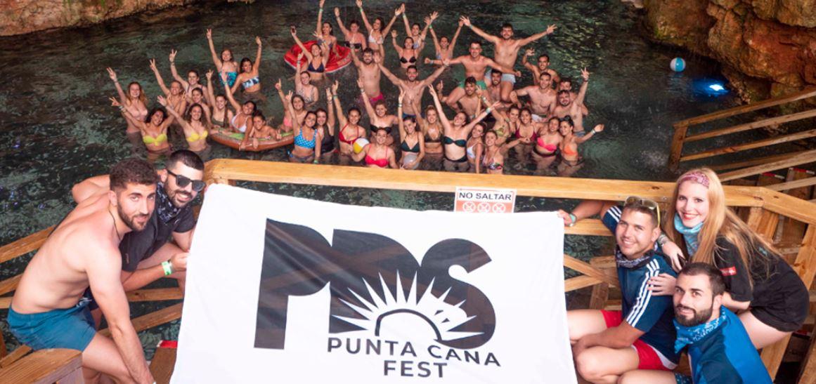 PDS FEST Punta Cana Universitarios Otra Movida