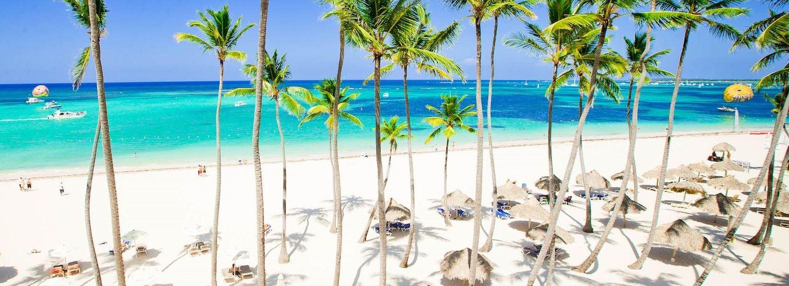 Playa de Macao en Punta Cana Republica Dominicana
