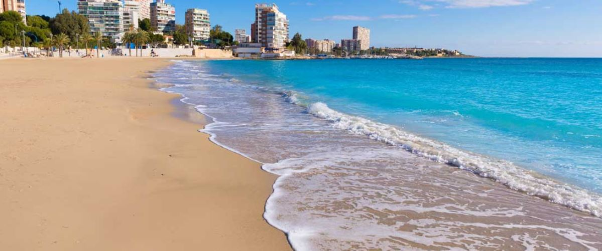 Playa de San Juan Alicante Vacaciones Singles B2Bviajes