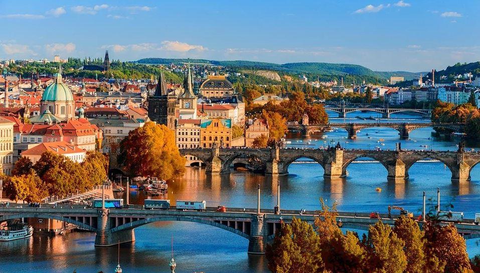 Praga Vacaciones Singles puentes