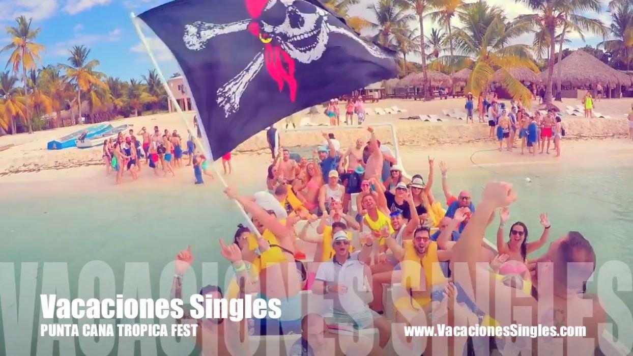 Viaje para Solteros al Punta Cana Tropical Fest B2Bviajes
