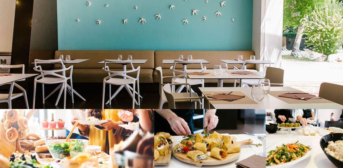 Restaurante Buffet Samaruk en Hotel TU&ME Gandia Vaacaciones Singles Weekend