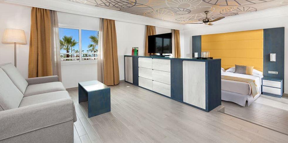 Riu Chiclana Cadiz  Habitacion Junior Suite con Salon tipos de habitaciones b2bviajes