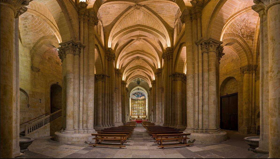 Salamanca Catedral Vieja que ver b2b Viajes