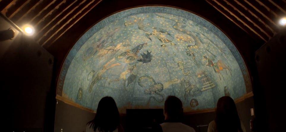 Cielo de Salamanca Universidad Que ver b2b Viajes