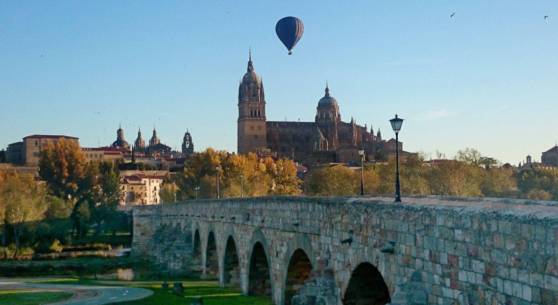 Paseo en globo Salamanca Que hacer b2b Viajes