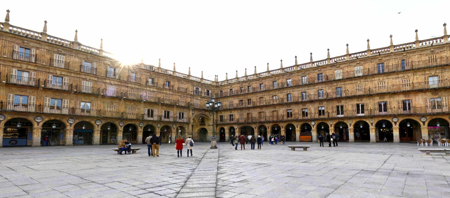 Plaza Mayor de Salamanca Que ver b2b Viajes