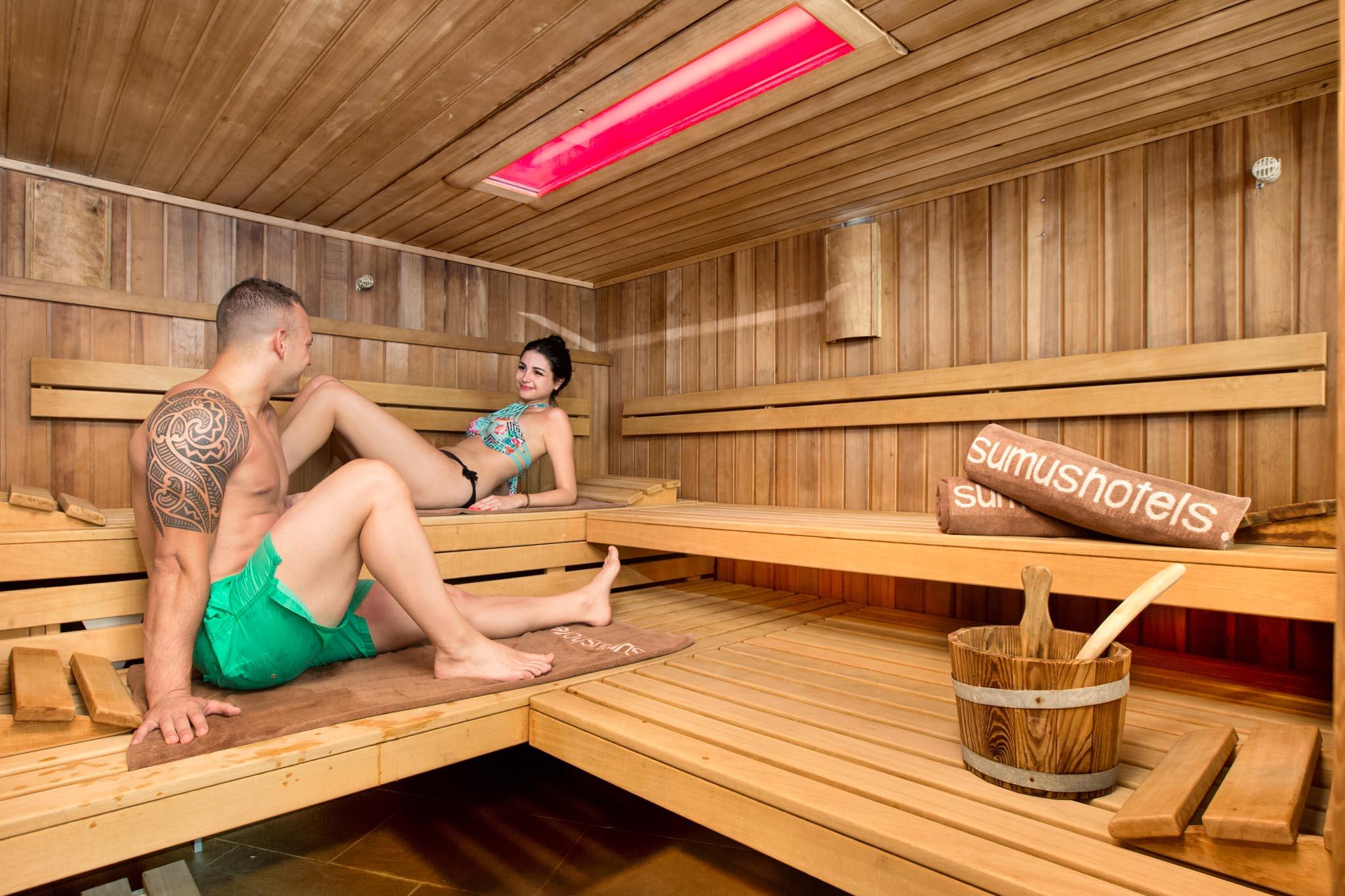 Sauna Stella & Spa B2b Viajes