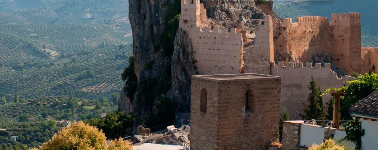 Castillo de Iruela Sierra de Cazorla