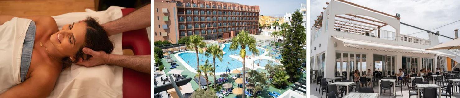 Servicios Hotel Bahia Serena Roquetas Almeria