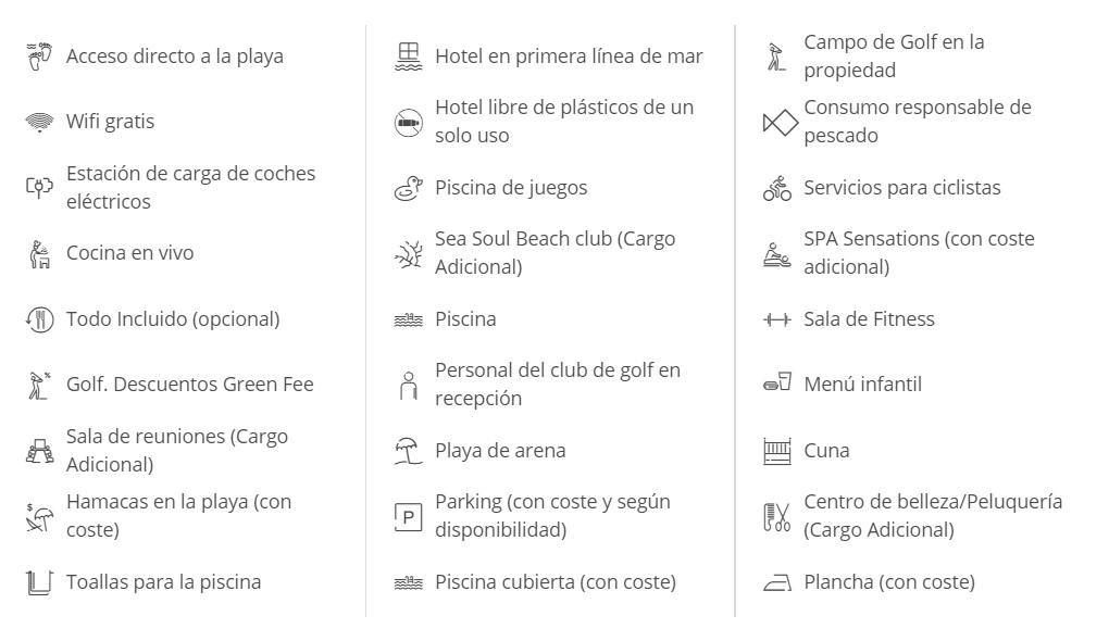 Hotel Iberostar Royal Al Andalus Servicios B2B Viajes