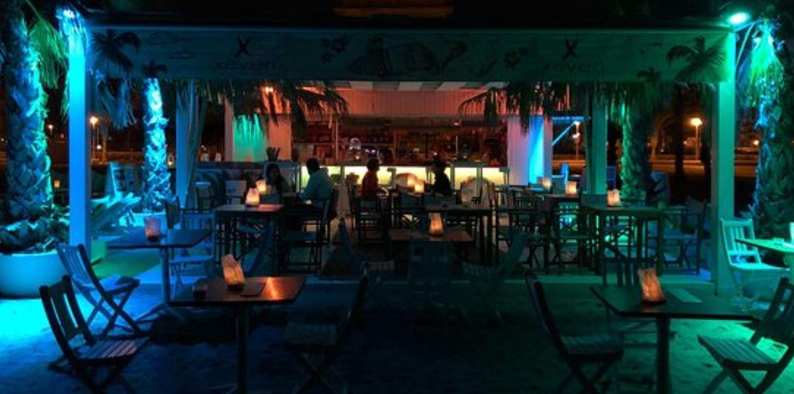 Xven Beach Club Playa de San Juan Alicante