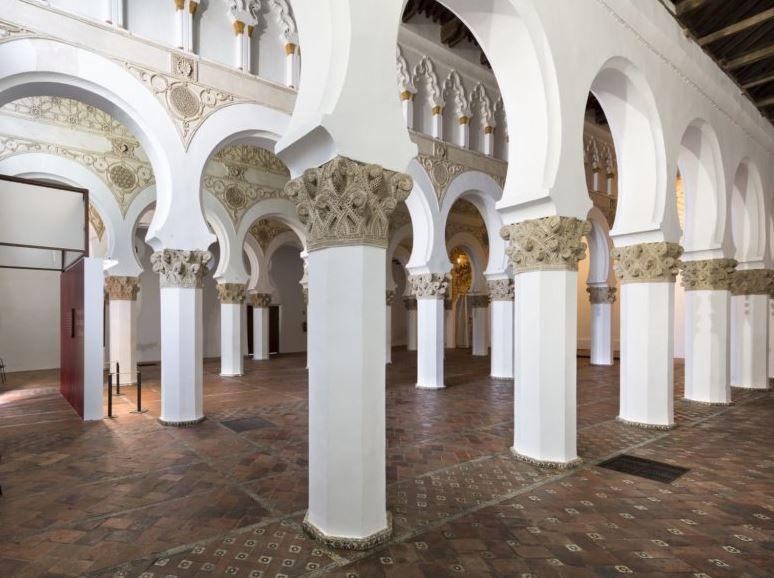 Sinagoga Santa María La Blanca Que ver en Toledo b2b Viajes