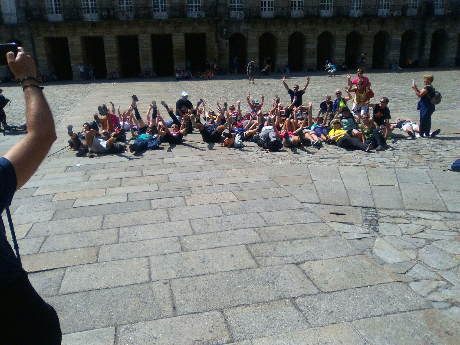 Camino de Santiago grupos vacaciones singles