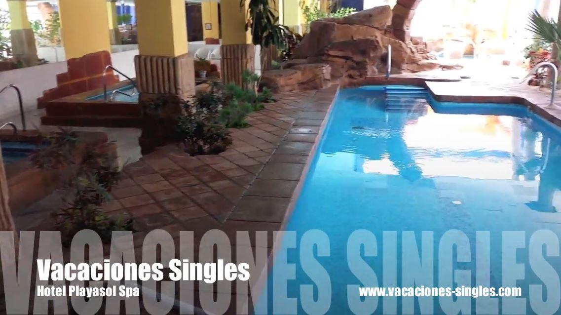 Spa del Hotel Playasol Roquetas de Mar Vacaciones Singles con niños