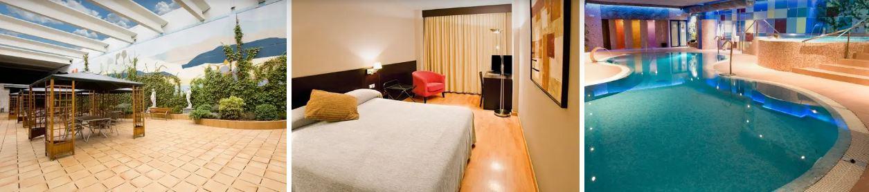 Spa Hotel Teruel B2Bviajes