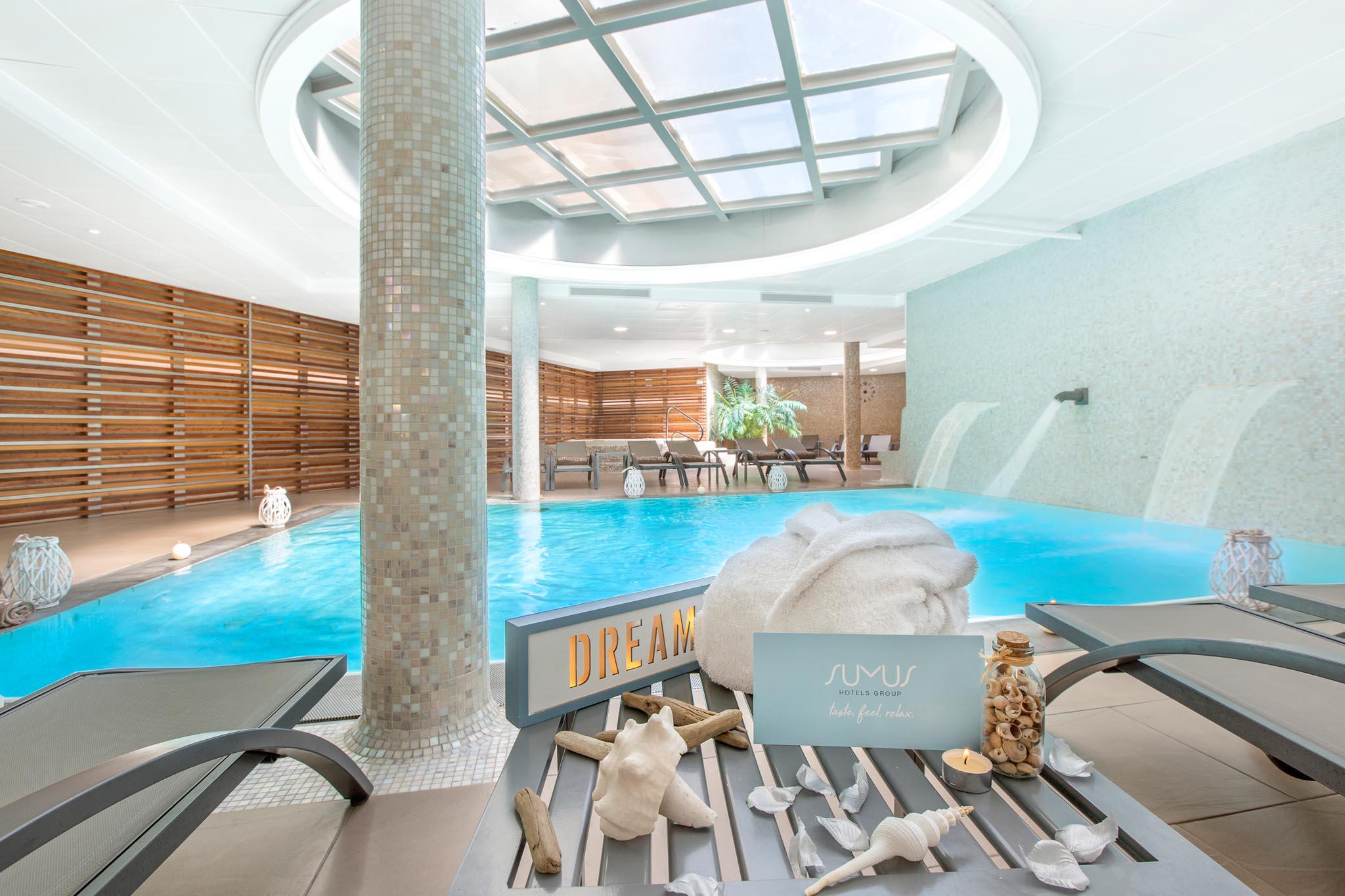 Spa del Hotel Summus Stela en Pineda de Mar