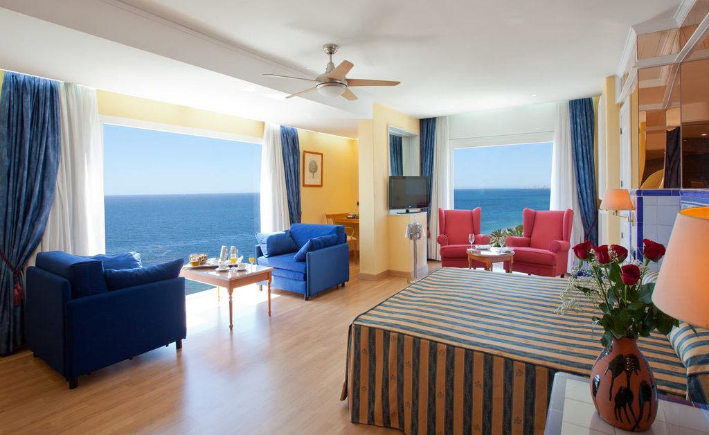 Suite Hotel Playadulce  Alguadulce Almeria