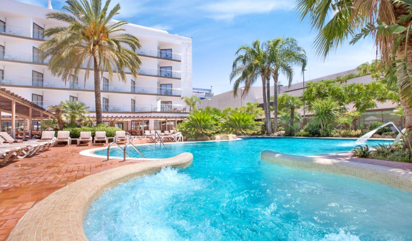 Sunus Hotel Stela Pineda de Mar Costa Brava