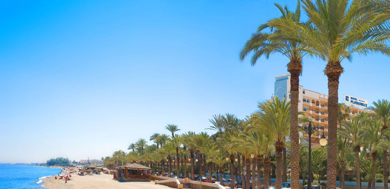 Super Oferta Estancia de Playa en Almeria Vacaciones Singles