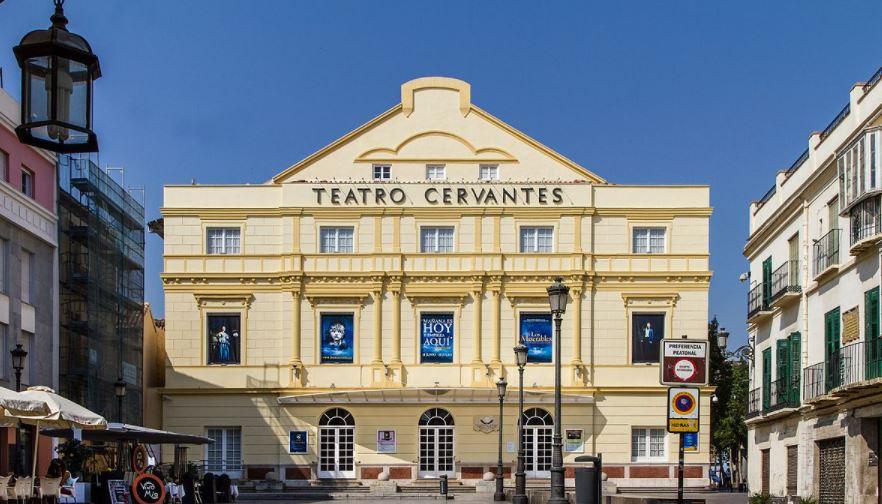 Teatro Cervantes Oferta de Cine b2b Viajes