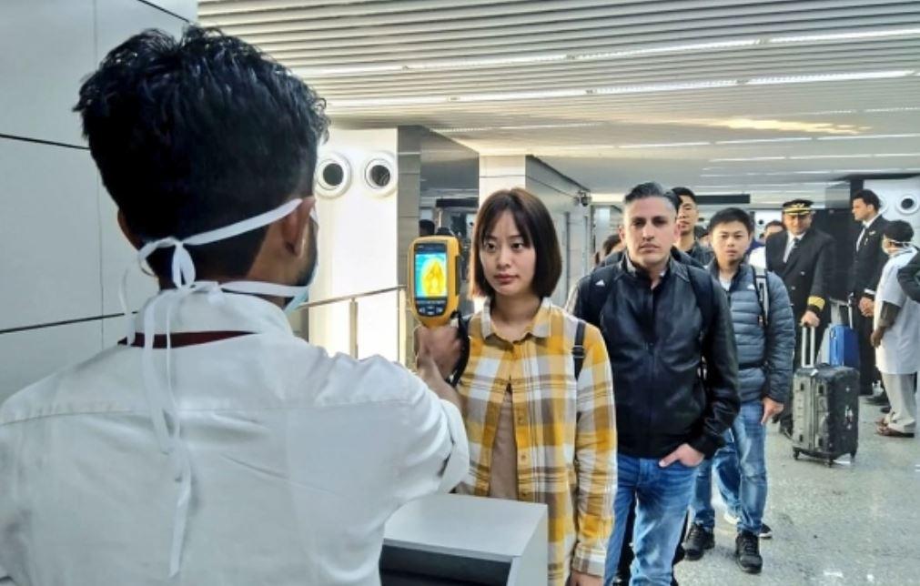 Test y controles de coronavirus en Aeropuertos Blog B2Bviajes