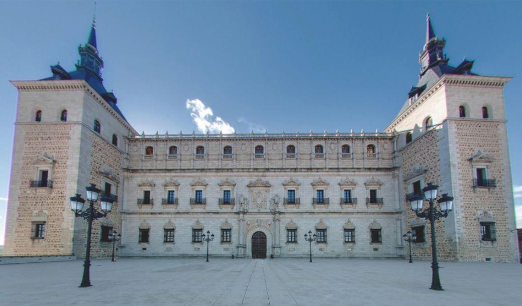 Toledo Alcazar que ver un fin de semana b2b viajes