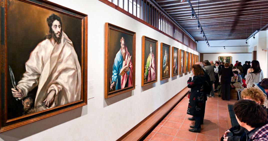 Museo del Greco Toledo Que ver b2b Viajes