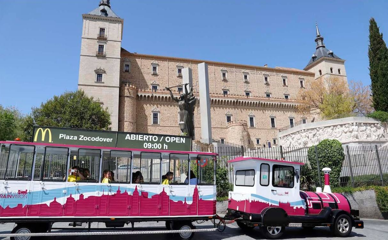Train Vision Toledo Que hacer. b2b viajes