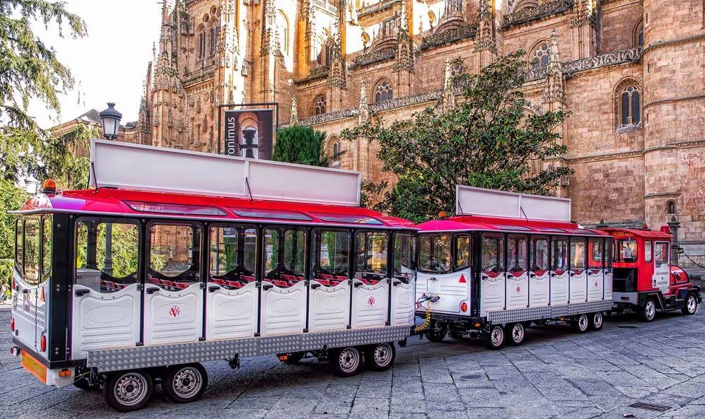 Tren turistico Salamanca Que hacer b2b Viajes