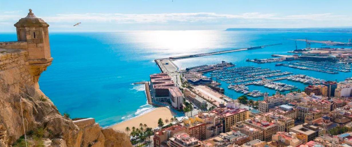 Castillo De Santa Barbara B2B Viajes Alicante