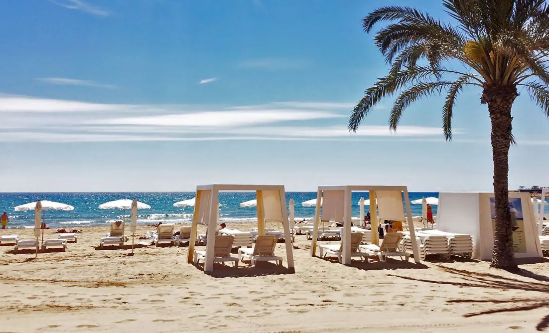 Playa Alicante VIajes Singles B2B