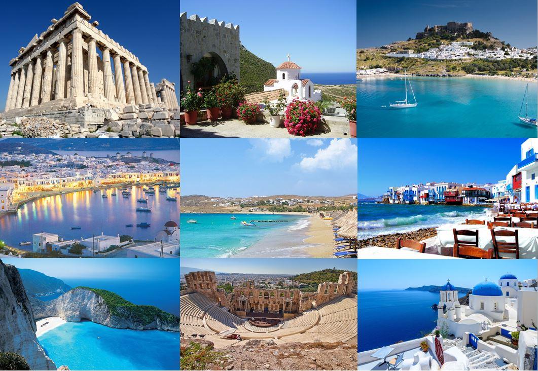 Cruceros Islas Griegas : las mejores ofertas de Cruceros ...