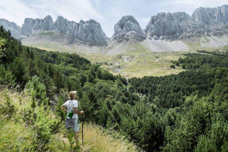 Viajes de senderismo en grupo de Singles a Navarra
