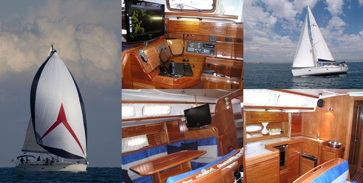 velero Bavaria 46 Cruiser viajes singles a ibiza y formentera