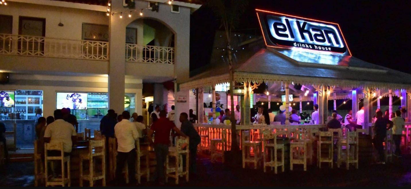 Vida nocturna en Punta Cana Donde Ir El Kan Drink House b2b Viajes