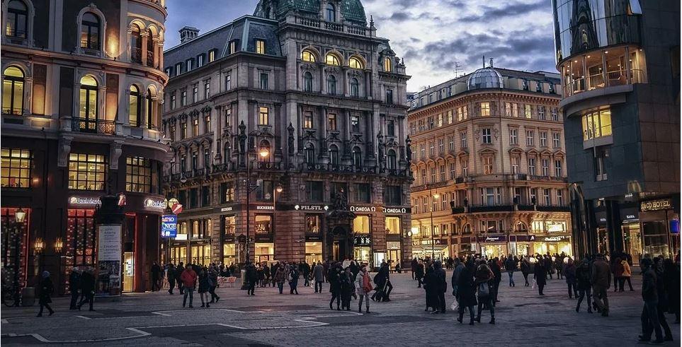 Viena Vacaciones Singles calle
