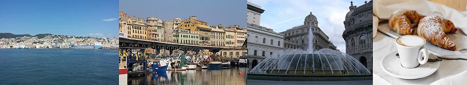 Excursión a Génova con degustación _ Crucero Ochentero 2020