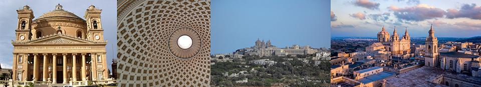 Excursión a Mdina y Mosta _ Crucero Ochentero 2020