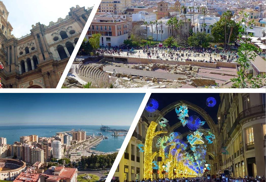 Visita Opcional de Málaga Grupo Vacaciones Singles